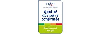 logo certification HAS